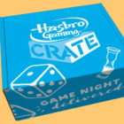 Hasbro Shows Off First Gaming Crate Games