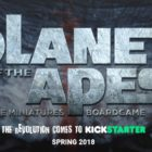 Planet of the Apes: The Miniatures Board Game Coming To Kickstarter Soon