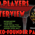 DDO Players News Special Table Of Ultimate Gaming Interview