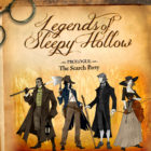 Greater Than Games Announce Legends Of Sleepy Hollow Board Game