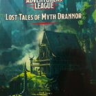 Lost Tales of Myth Drannor D&D Adventures League Book Coming
