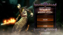 Dungeons & Dragons Tales from Candlekeep: Tomb of Annihilation Gameplay Teaser Video