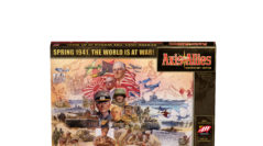 Avalon Hill Axis & Allies Anniversary Edition Available Now!