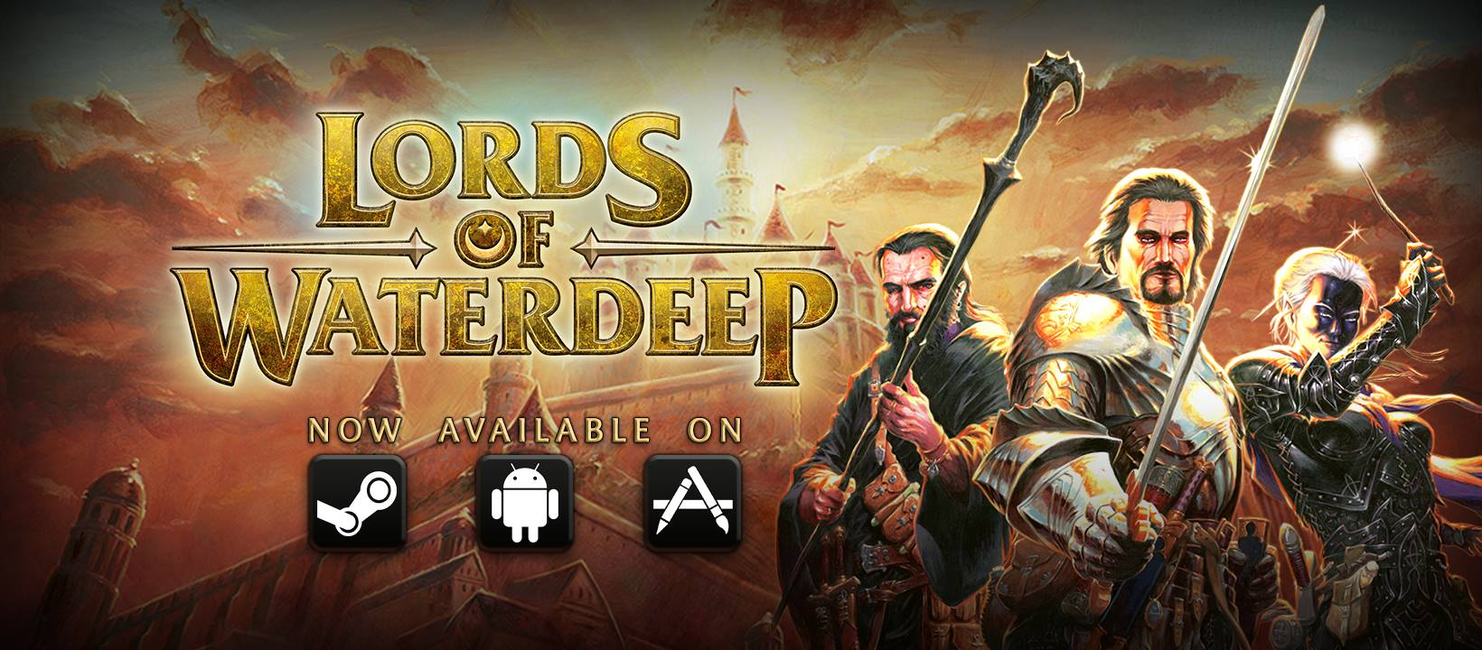 Lords of Waterdeep Available On PC And Android | DDO Players