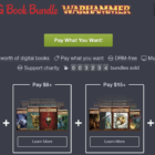 Warhammer RPG Humble Bundle