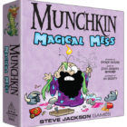 Munchkin Magical Mess Coming From Steve Jackson Games