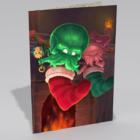 Cthulhu Christmas Cards Kickstarter