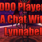 DDO Interview With  Lynnabel Intern/System Designer