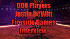 Justin Dewitt Of Fireside Games Interview