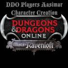 Mists Of Ravenloft Lamannia Aasimar Character Creation