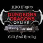 Mists Of Ravenloft Lamannia Gold Seal Hireling
