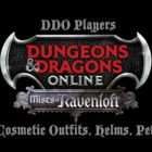 Mists Of Ravenloft Lamannia Cosmetic Outfits, Helms, Pets