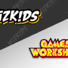 WizKids Announces New Partnership with Games Workshop