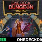 One Deck Dungeon – Digital Tabletop Game Kickstarter