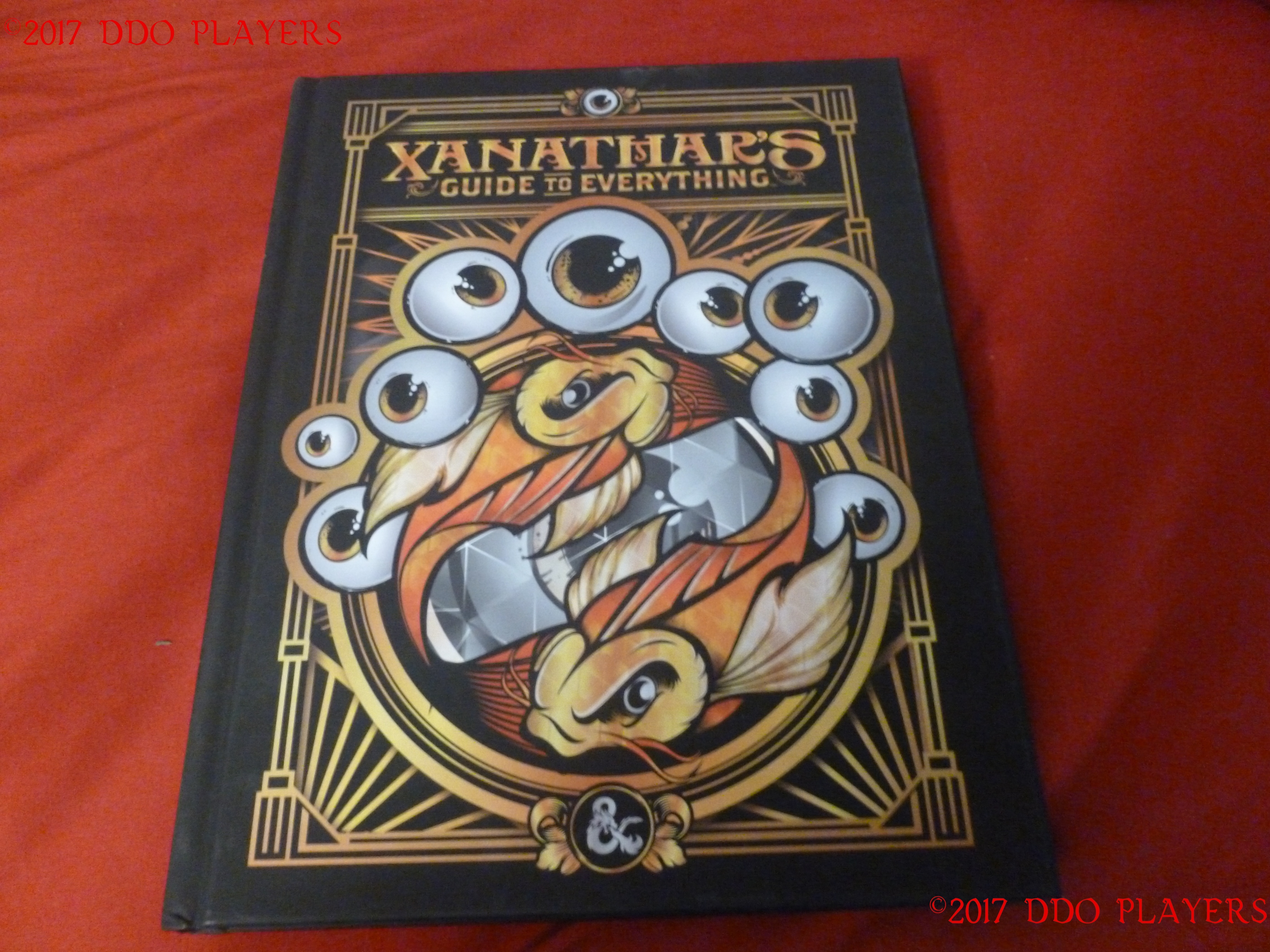 Xanathar's Guide to Everything Review   DDO Players