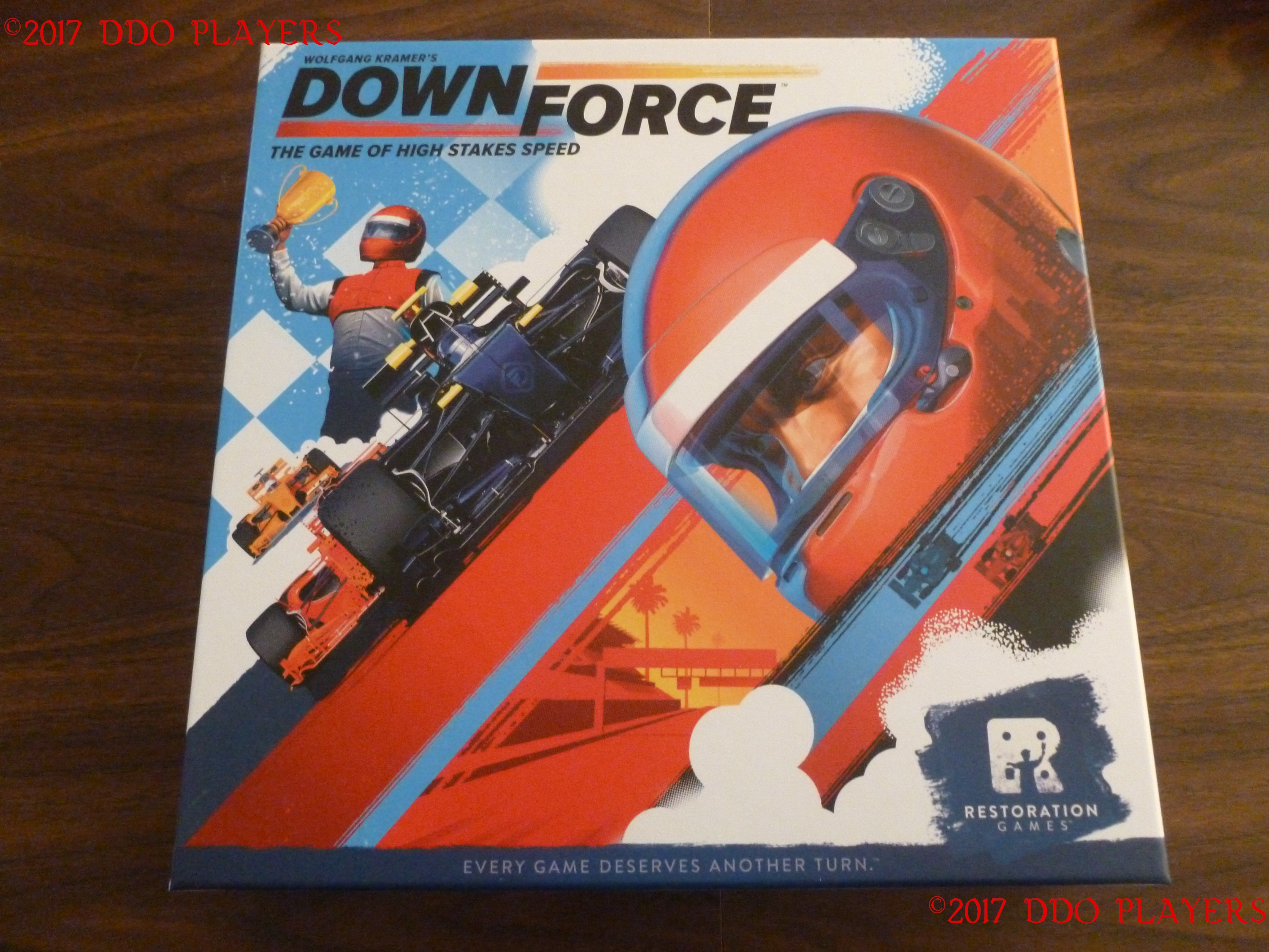 Downforce – Review | DDO Players