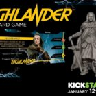 River Horse Games Bringing Highlander Board Game