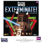 New Dalek Set Coming For Exterminate! Miniatures Game