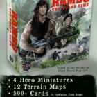 Rambo: The Board Game Kickstarter
