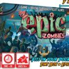 Tiny Epic Zombies Kickstarter