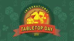 Geek & Sundry Announce International Tabletop Day Promos