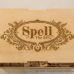 Spell: The RPG & Spellbook Engraved Wood Box Set On Kickstarter