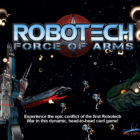 Robotech: Force of Arms Coming From SolarFlare Games