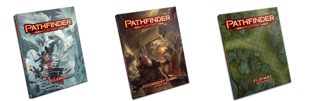 Pathfinder 2nd Edition Announced By Paizo | DDO Players