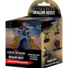 WizKids Announces D&D Icons of the Realms: Waterdeep Dragon Heist