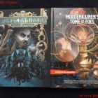 Dungeons & Dragons Mordenkainen's Tome of Foes Review