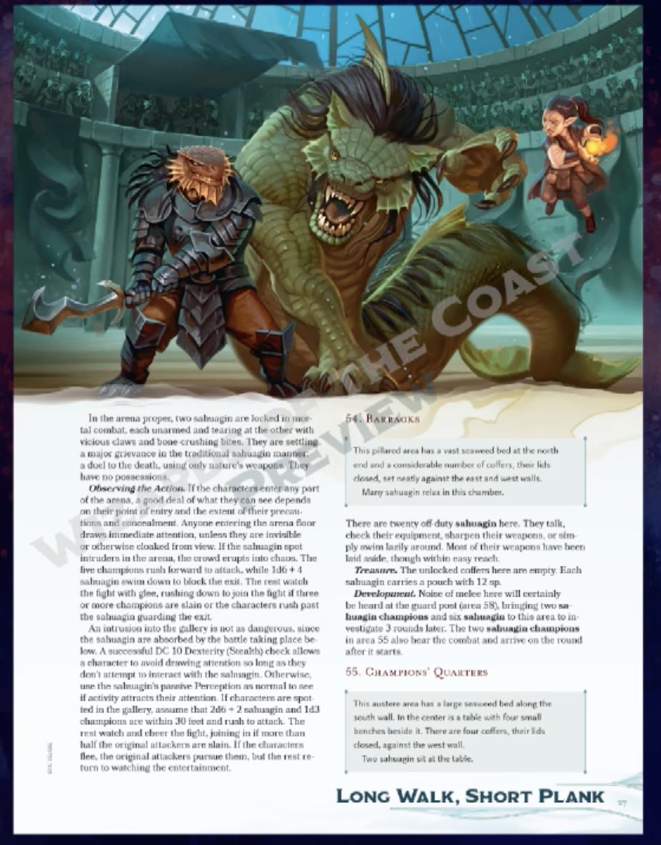 We Got Our First Look At The New Dungeons & Dragons Upcoming Book | DDO Players