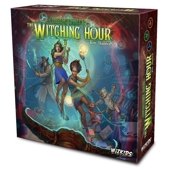 Approaching Dawn: The Witching Hour Coming From WizKids